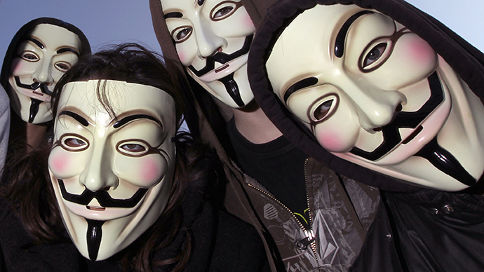 Anonymous claim they've identified the cop who killed Mike Brown in Ferguson