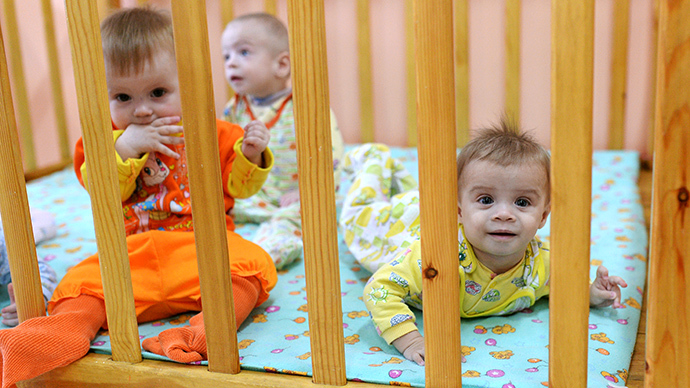 Russian MPs split over fresh suggestion to ban foreign adoptions