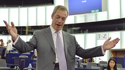 UKIP's Farage: 'Scots won't get independence from EU with Yes vote'