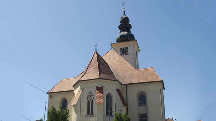 Sin of the flesh: Woman arrested for filming porn in Austrian church