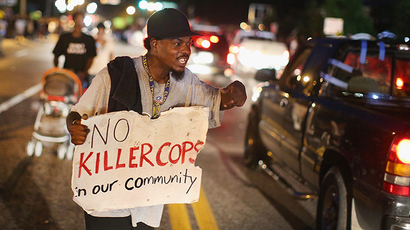 Local police kill at least 400 people a year, mostly minorities