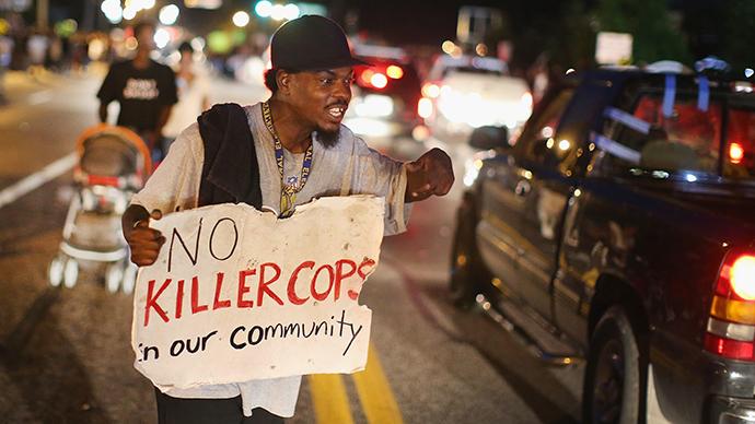 Officer Darren Wilson identified as shooter in Ferguson teen killing