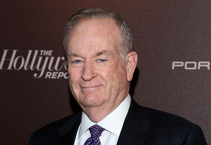 Bill O'Reilly (AFP Photo / Rob Kim)