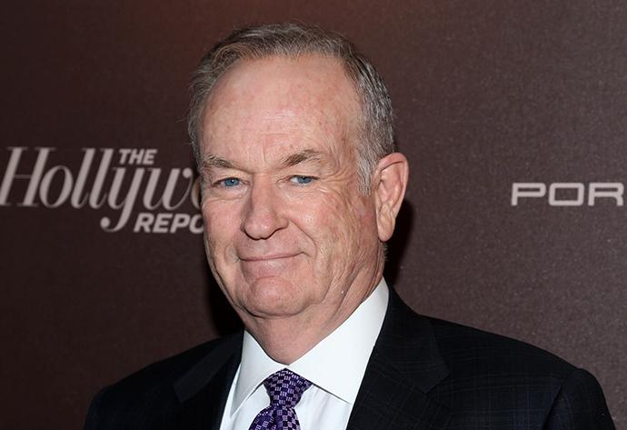 Bill O'Reilly (AFP Photo / Rob Kim)