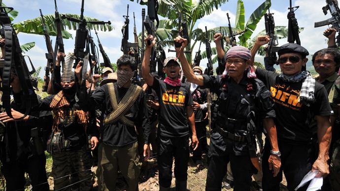 Philippine jihadists pledge support to Islamic State