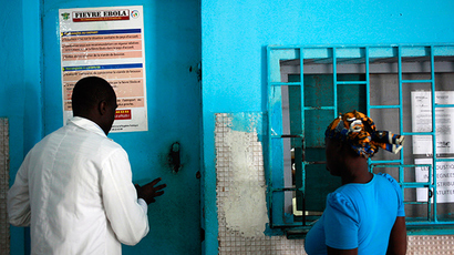 Police open fire, use tear gas on crowds as Liberia struggles to contain deadly Ebola