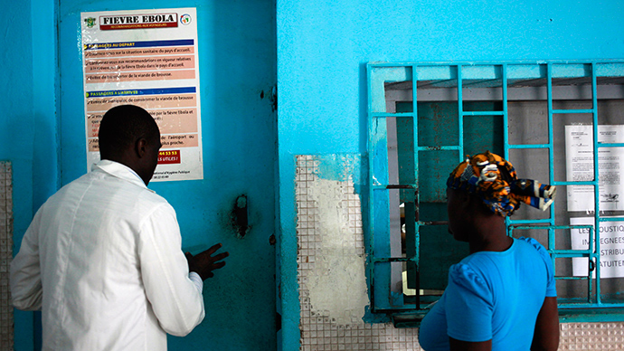 Ebola spreading faster, out of control for next 6 months – Doctors without Borders