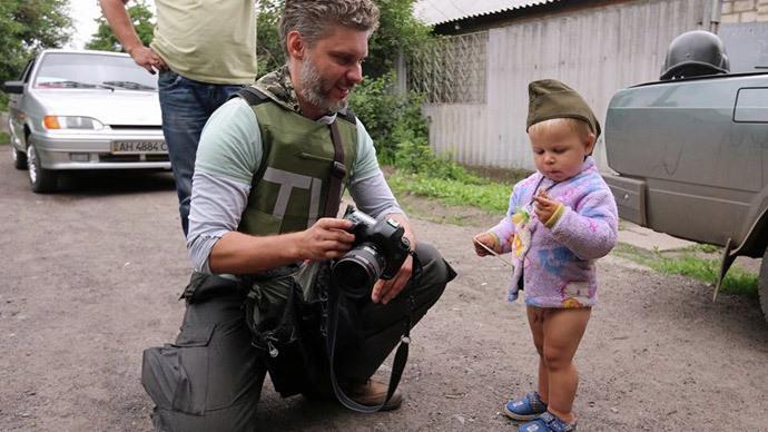 Andrey Stenin (Image by RIA Novosti)