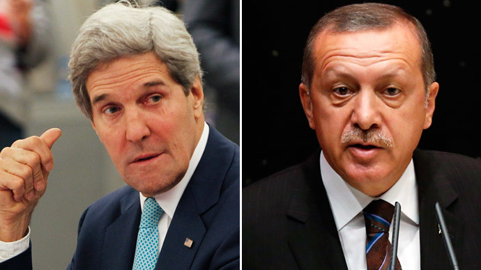 Germany tapped John Kerry's phone, spied on Turkey for years - report