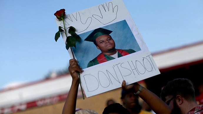 Autopsy reveals cop shot Ferguson teen 'at least 6 times'