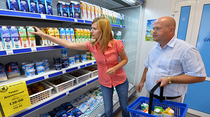Russia's fresh food safety authority intercepts European supplies through Belarus