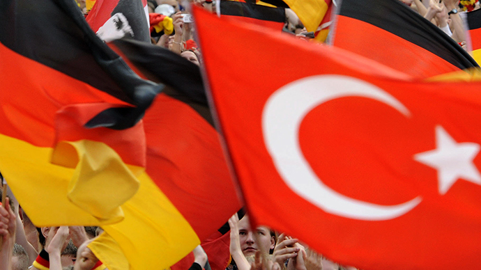 Not-so NATO-ally? Germany spying on Turkey for '38 years'