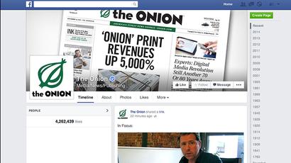 Facebook eyes cracking down on 'click-bait' headlines