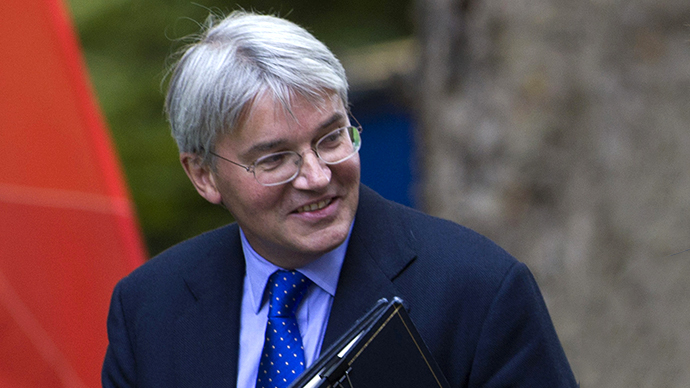 Britain's Conservative Party Chief Whip Austin Mitchell (AFP Photo / Carl Court)