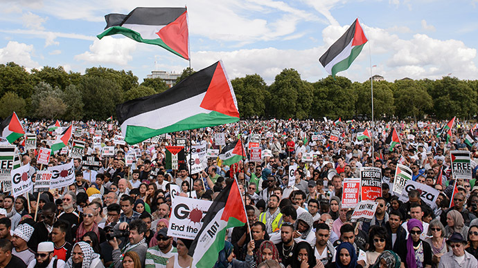 US corporations boycott Glasgow over Gaza support
