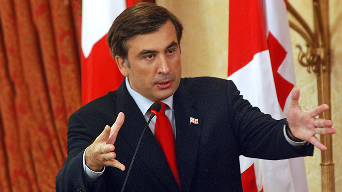 ​Saakashvili returns suits purchased with taxpayers' money amid graft probe