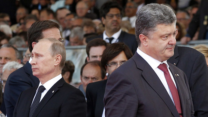 Putin to attend talks with Ukraine president & EU reps August 26 in Minsk