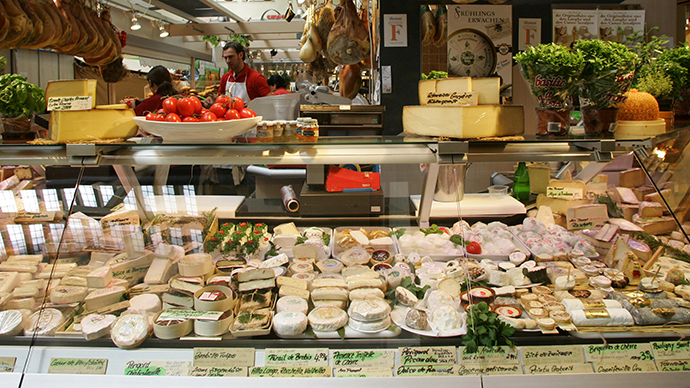 Switzerland to EU: We don't want to sidestep Russian food ban