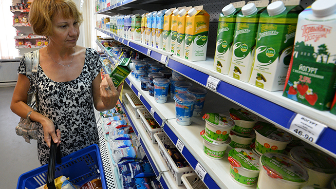 Russia excludes dietary milk, some vegetables from blacklist