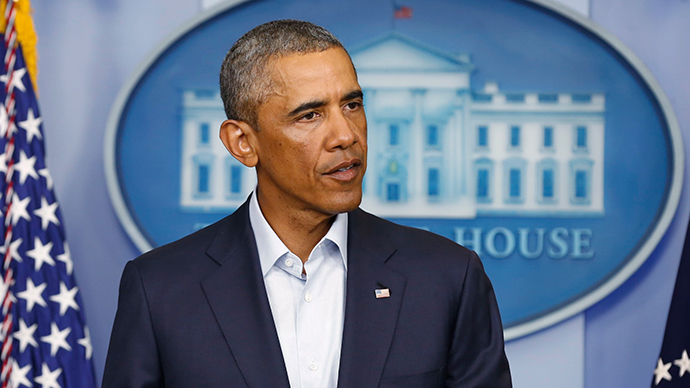 Obama condemns killing of photojournalist James Foley
