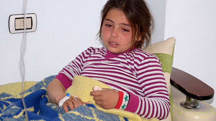On brink of Syria invasion: 1 year since Ghouta chemical attack