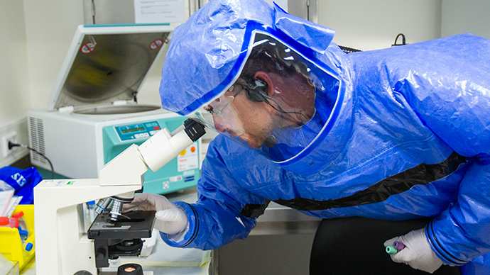 Russian scientists to set up lab in Guinea to fight Ebola