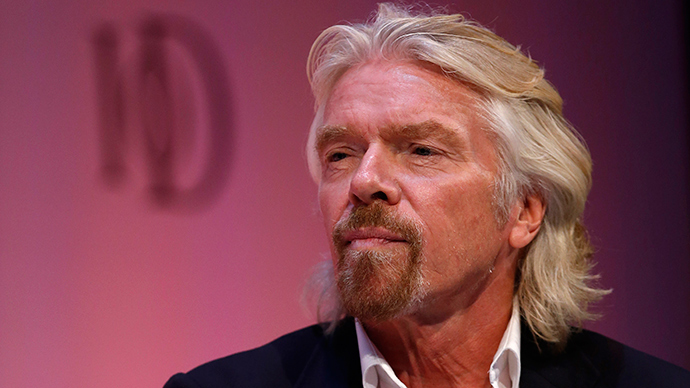 Billionaire Branson, fellow business leaders offer support to end violence in Ukraine