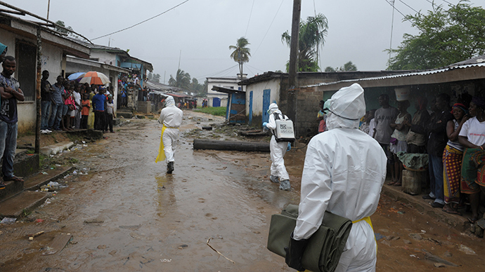 UK offers £6.5m for emergency Ebola research