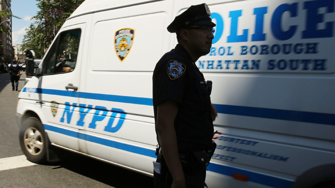 New York's stop-and-frisk policy ineffective in recovering guns, stopping murders - report