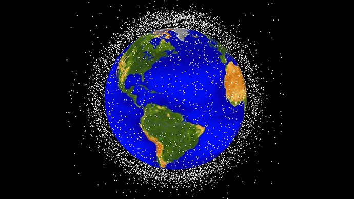 Clear some space! Russia to develop scavenger to collect cosmic debris by 2025