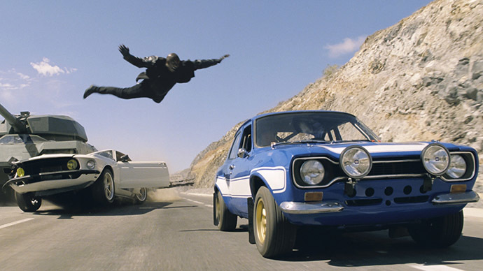 ​Man jailed for 33 months for pirating 'Fast & Furious'