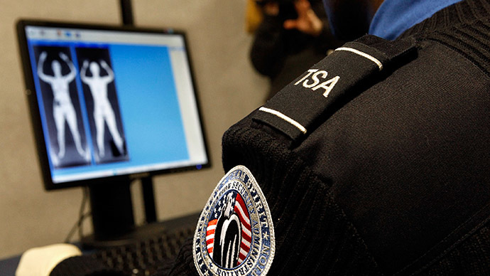 Researchers: Tests show TSA 'naked' body scanners can be easily fooled