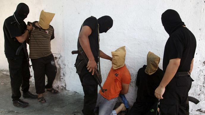 Hamas executes 18 suspected Israeli informers in Gaza