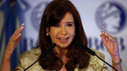 Argentina passes law to reclaim default debt from New York