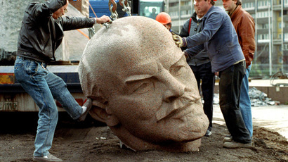 Destruction of Lenin statue in Ukraine resembles 'zombie flick' - Russian Communists