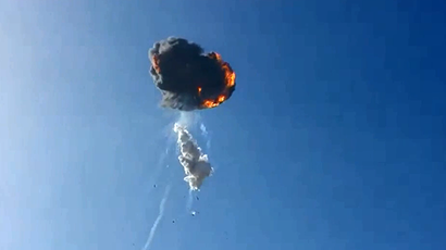 Crash and burn: Top 5 recent rocket disasters (VIDEO)
