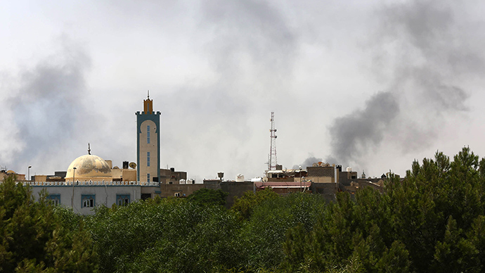 Libyan Islamist militias claim Tripoli airport