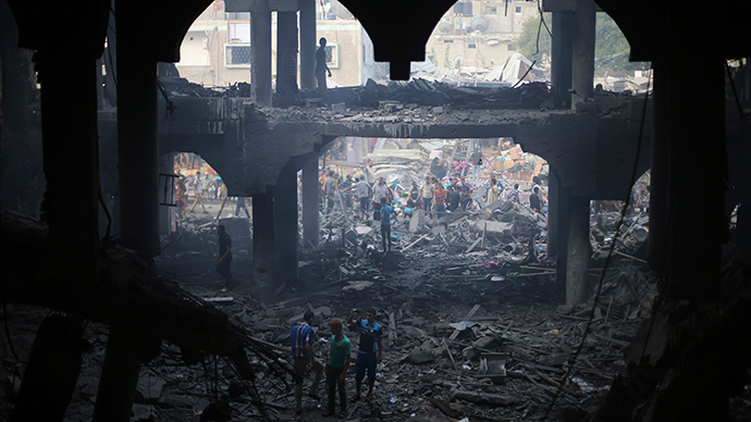 Holocaust survivors pen open letter condemning Israel's Gaza war