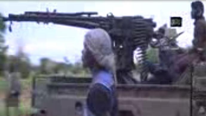 Boko Haram creates 'Islamic Caliphate' in Nigerian town