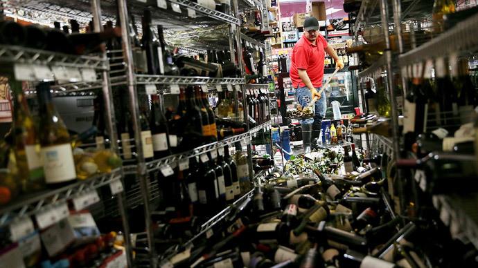 California earthquake losses could reach $1bn