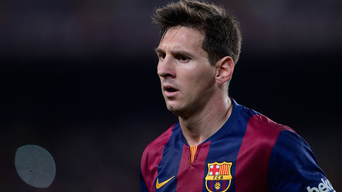 ​Now do it for Israeli kid! Calls on Lionel Messi to balance his support of Palestine children