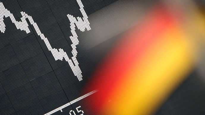 ​German business confidence shattered, lowest in 13 months