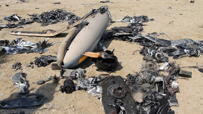 Iran displays Israeli drone downed near nuclear facility (VIDEO)