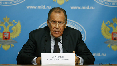 Anti-Russian rhetoric pre-dated Ukraine crisis, Moscow does not want spats - Lavrov