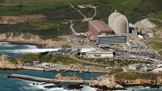 California nuclear plant gets thumbs down from expert over quake fears