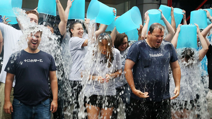 #RiceBucketChallenge! People donate food, raise drought awareness in ALS-inspired campaigns
