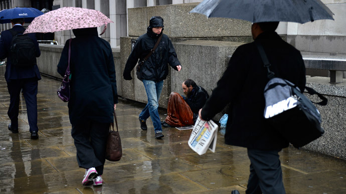 UK would be the poorest state if joined the US - report