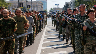 Russia-led military bloc ready to send peacekeepers to Ukraine