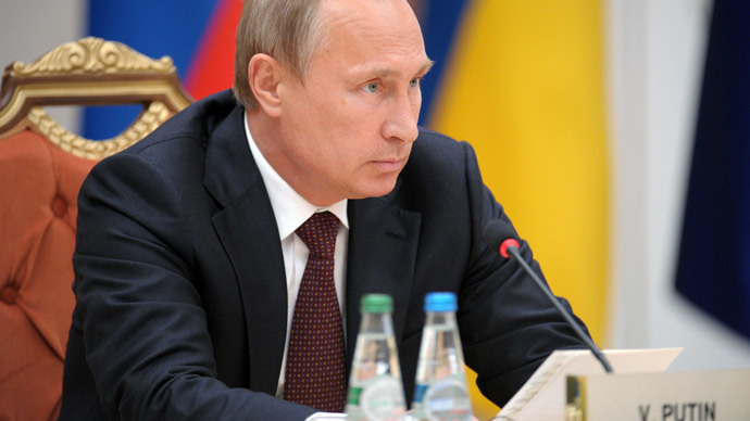 Ukraine's transition to EU trade will cost €165bn - Putin