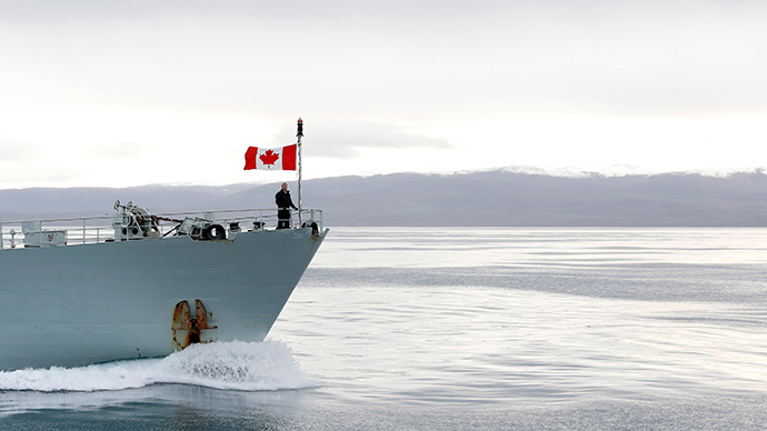 Canada to Russia: 'We will defend our sovereignty in the Arctic'
